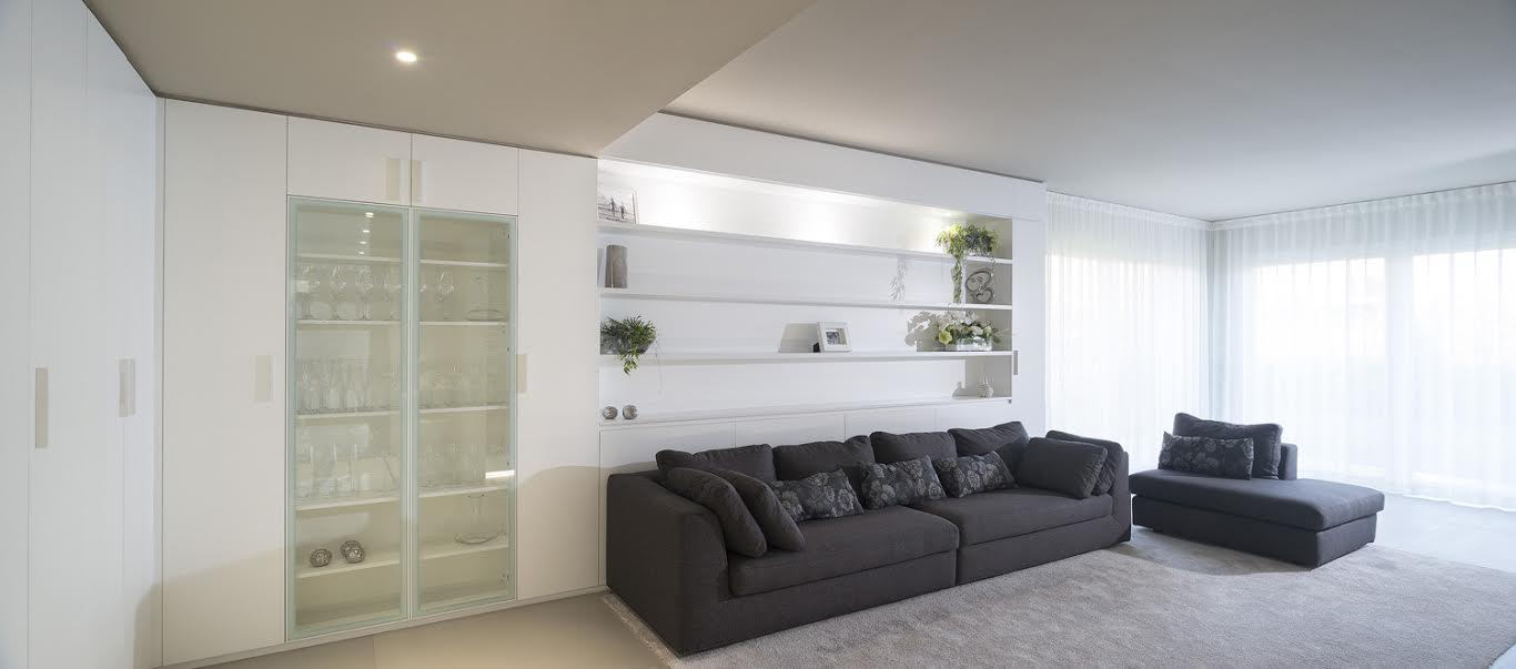 WHITE MODERN - Interni Mobilarte - Furniture design and restoration